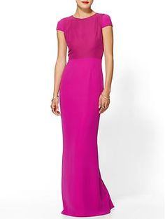 HOT. Why didn't anyone wear something like this to the Oscars??  Jenni Kayne Column Gown | Piperlime
