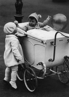kinderwagen 1930