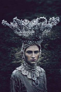 "exercicedestyle: "" KYTICE/ costumes Agnieszka Osipa on Behance """
