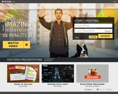 http://www.emaze.com/ CREATE AMAZING PRESENTATIONS IN MINUTES!