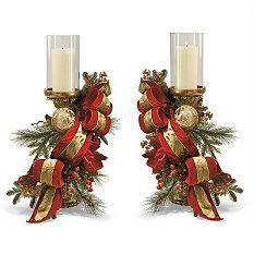 Christmas Centerpieces - Christmas Swag - Frontgate $349