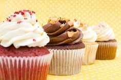 Krémy na cupcakes 2