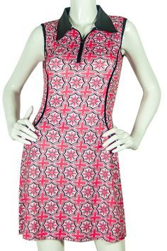 In the Groove 2GG Ladies & Plus Size Sleeveless Golf Dress. Get this at #lorisgolfshoppe