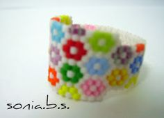 Treasures of Sonia. My first Craft Jewellery .: rings.
