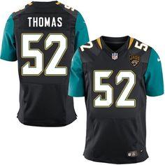 9ab95f4ed Nike Jaguars Jalen Ramsey Black Alternate Men s Stitched NFL Elite Jersey  And Jason Witten 82 jersey