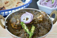 Saag Wala Chicken/ Palak Chicken – Ruchi's Kitchen
