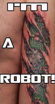 I AM A ROBOT!! HOY STEVE BRAVO LA ROMPE EN TRAFFIC SAN JORGE
