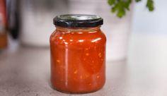 Homemade Tomato Sauce | Good Chef Bad Chef
