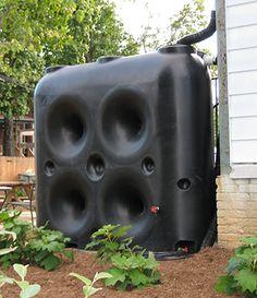 waterwall fatboy 650 gal cistern