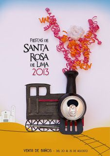 Propuesta Fiestas Santa Rosa de Lima en Venta de Baños, Palencia