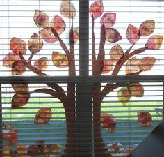 Seasons Tree - Fall