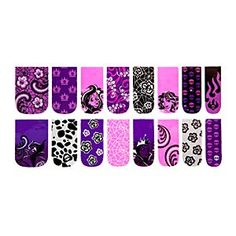 Beautifully Disney Nail Appliqués - Tangled Web | Disney StoreBeautifully Disney Nail Appliqu�s - Tangled Web - You'll climb to new heights of astonishment wearing these bold and beautiful appliqu�s inspired by sinister Disney Villains. Tiny stickers featuring Maleficent, the Queen, Cruella, and Mother Gothel fit perfectly on your own nails.