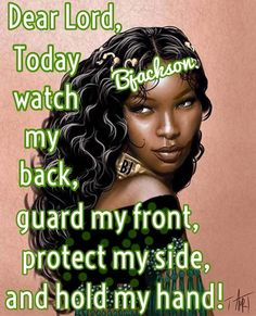 The Lord is our strength & our shield. African American Expressions, African American Quotes, Faith Prayer, My Prayer, Christian Motivational Quotes, Inspirational Quotes, Black Women Quotes, Positive Mantras, Prayer For The Day