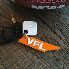 """Tennessee """"VFL"""" Keychain"""