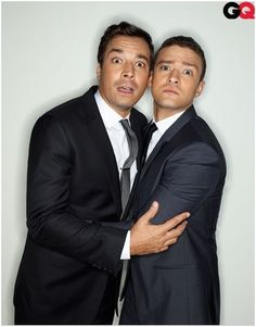GQ Photoshoot with Jimmy Fallon - Justin Timberlake Photo (26883939) - Fanpop
