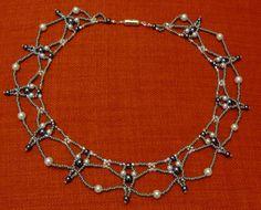 Margo silver necklace