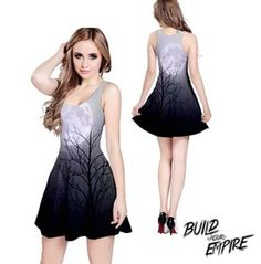 Moon Lit Dress