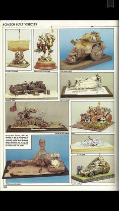Fantasy Miniatures 1988
