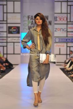 Pinx Goddess Unleashed Collection at Fashion Pakistan Week (FPW) 2012