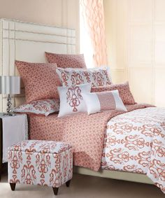 Bali Coral Duvet Set   Daily deals for moms, babies and kids
