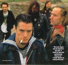 """Faith No More/Mike Patton - Strangely,  I was pretty sure he never smoked. Could have been for the pic I guess.   """"Smoking is cool, and you know it. """" - Chandler Bing"""