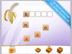 Description Ordlek XL är den perfekta appen för barn som skall lära sig att läsa och skriva.  Spelet är riktat till åldersgruppen 4-7 år men passar alla som skall lära sig att läsa!