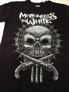 T-Shirt Motionless In White
