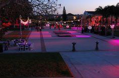 Prom in Legacy Plaza
