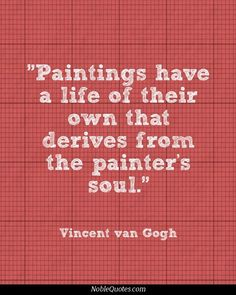 Van Gogh Quotes | Vincent van Gogh Quotes | http://noblequotes.com/ | Faith and sayings
