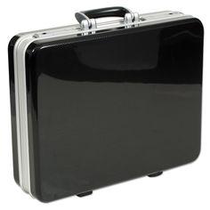 bwh Koffer Unique Case Typ 1 bei Koffermarkt: ✓hochwertiger #Aktenkoffer  ✓Farbe: schwarz ✓Made in Germany ✓aus ABS