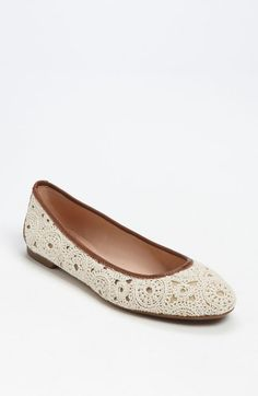 Ribes Ballet Flat