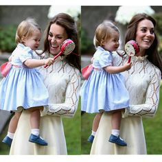Day 6 ♛ 9/29/16 Prince George and Princess Charlotte