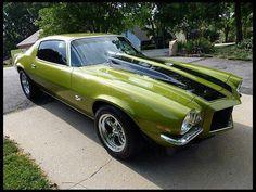 Mean Green Machine !