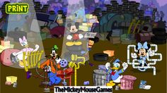 Mickey's Junkyard Jam - Let's Make Some Music with Mickey's Special Band