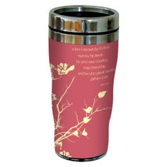 Amazon.com: Tree-Free Greetings 77602 Inspiring Kindness Quote Plant Kindness Art Sip 'N Go Travel Tumbler, 16-Ounce, Multicolored: Kitchen ...