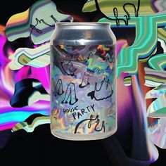 2018 saw the craft beer boom continue apace, with the artwork adorning cans and bottles reaching new heights of creativity—these are Caña… Beer Label Design, Wine Bottle Design, Craft Beer Labels, Wine Labels, Craft Beer Wedding, Beer Packaging, Packaging Design, Product Packaging, Best Craft Beers