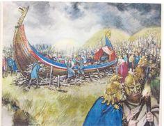 """Vikingenes plass i spansk og europeisk historie er større enn folk flest aner. Dette er en tanke som melder seg ved lesning av Samson Bjørkes nye bok """"Vikingar i Middelhavet"""". Mange har vel ment at vikingetiden var en liten parantes i europeisk histore, og knapt noe som søreuropeiske forskere burde bruke tiden på. Det var jo så mange andre som på samme tid herjet i Middelhavet: berbiske pirater, maktlystne småkonger, muslimer mot kristne."""
