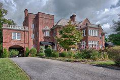 On the Market: A sprawling hilltop estate in Asheville, North Carolina