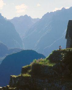#JSTakeMeThere   No doubt Machu Picchu ranks near the top of every adventurer's bucket list. #Jetsetter
