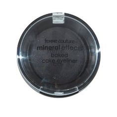 Femme Couture Mineral Effects Baked Cake Eyeliner Black (Misc.)  http://www.1-in-30.com/crt.php?p=B003Z63OH2  B003Z63OH2
