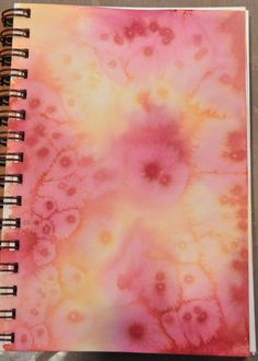 Journal Page Background Techniques - Joggles.com