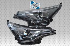 2x Neu Original VOLL LED Scheinwerfer Headlights Komplett Toyota Avensis 2016 T27 ZRT27, ADT27