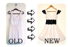 Haz de tu vestido de verano uno ideal para salir de noche con esta propuesta....