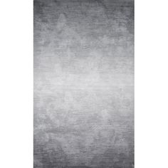 FREE SHIPPING! Shop AllModern for nuLOOM Bernetta Hand Tufted Ombre Gray Area Rug - Great Deals on all  products with the best selection to choose from!