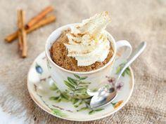 Cinnamon Keto Mug Cake