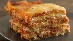 This vegetarian Three Cheese Lasagna is drool worthy! Knorr Vegetable Recipe Mix, Vegetable Lasagna Recipes, Vegetable Recipes, Vegetarian Recipes, Veggie Meals, Italian Recipes, New Recipes, Cooking Recipes, Dinner Recipes