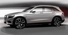 Mercedes-Benz GLC Crossover