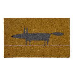 Scion Mr Fox Doormat