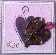 Barnsley Crafter: Love Hearts
