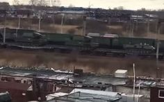 Russian president Vladimir Putin has reportedly ordered troops and weapons to be sent to the country's border with North Korea as tensions escalate.
